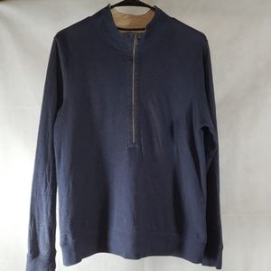 Tommy Bahama Large Quarter Zip Pull Over